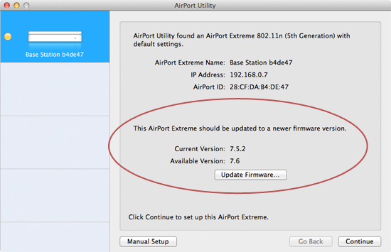 how to set up the airport extreme macinstruct rh macinstruct com