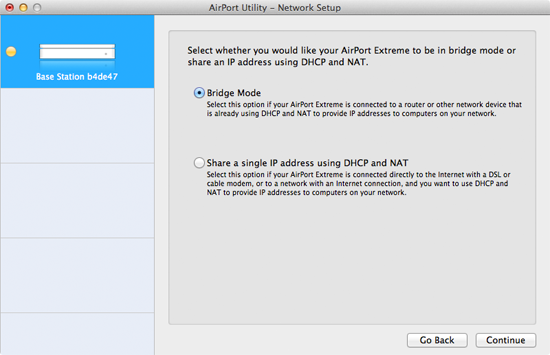 How to Set Up the AirPort Extreme | Macinstruct