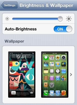 how to change your iphone 39 s wallpaper macinstruct
