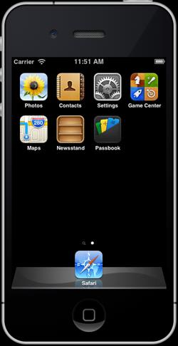 iphone simulator mac os x