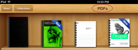 Where to Find Saved PDF Files on an iPad | Macinstruct