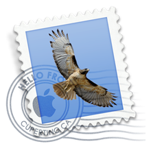 Mac Mail application icon