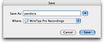 WireTap Pro for Mac