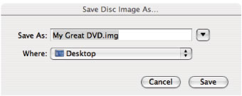 iDVD and iMovie on Mac