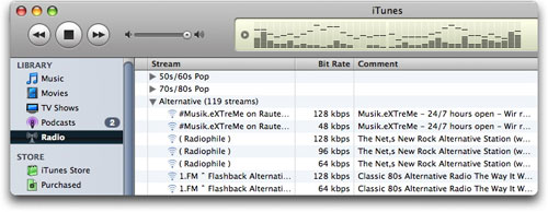 How to listen to internet radio stations on your Mac