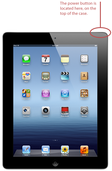 how to get ipad to get connect to itunes screen