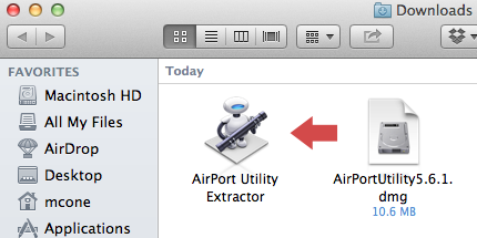 Install the Old AirPort Utility in Mountain Lion | Macinstruct