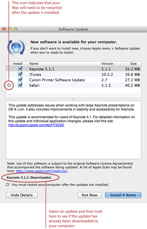 How to Update Your Mac's Software | Macinstruct