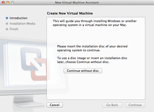Install Ubuntu on a Mac using VMware Fusion